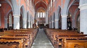 Abteikirche Innenansicht