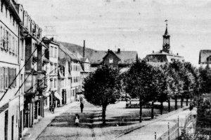 Der Wilhelmsplatz (1917)