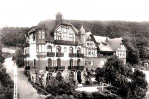 Städtisches Kurhaus  um 1902