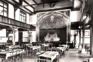 Festsaal Städtisches Kurhaus um 1902